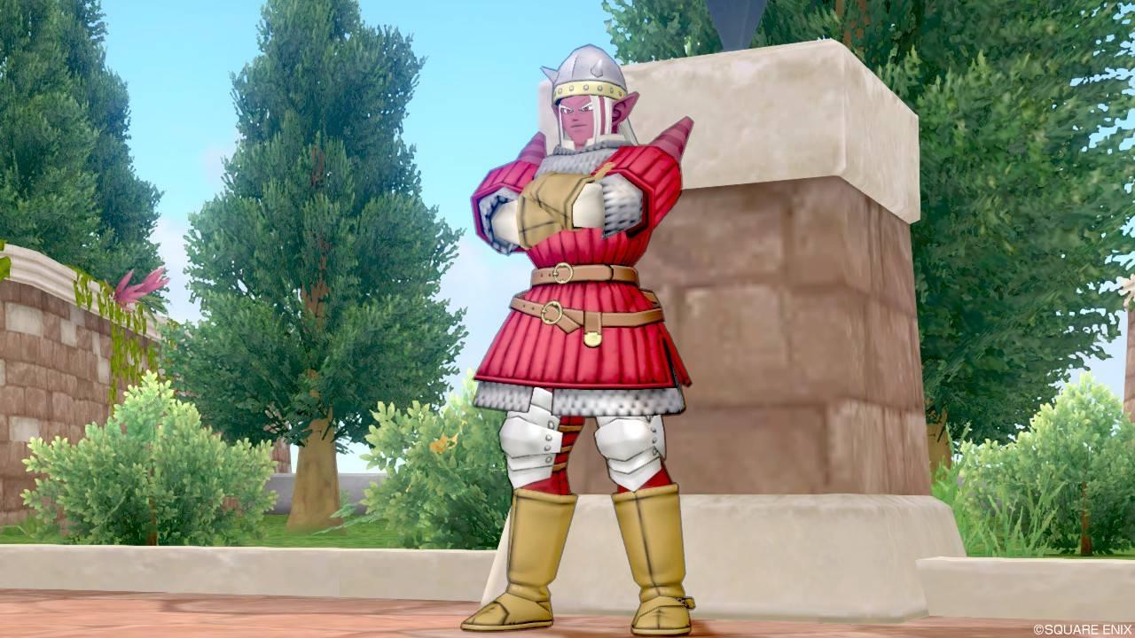 【装備】防具 「戦士セット」