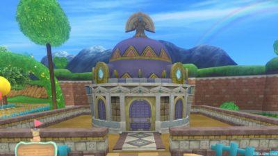 ドワーフ風の家