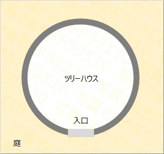 ツリーハウス(間取り)