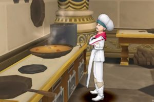 【ドラクエ10】クエスト268「オレの料理を食えばいい」