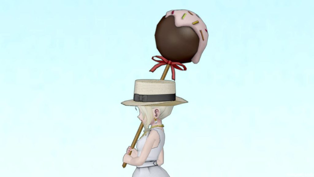 【装備】その他 >かさ「チョコスティック」