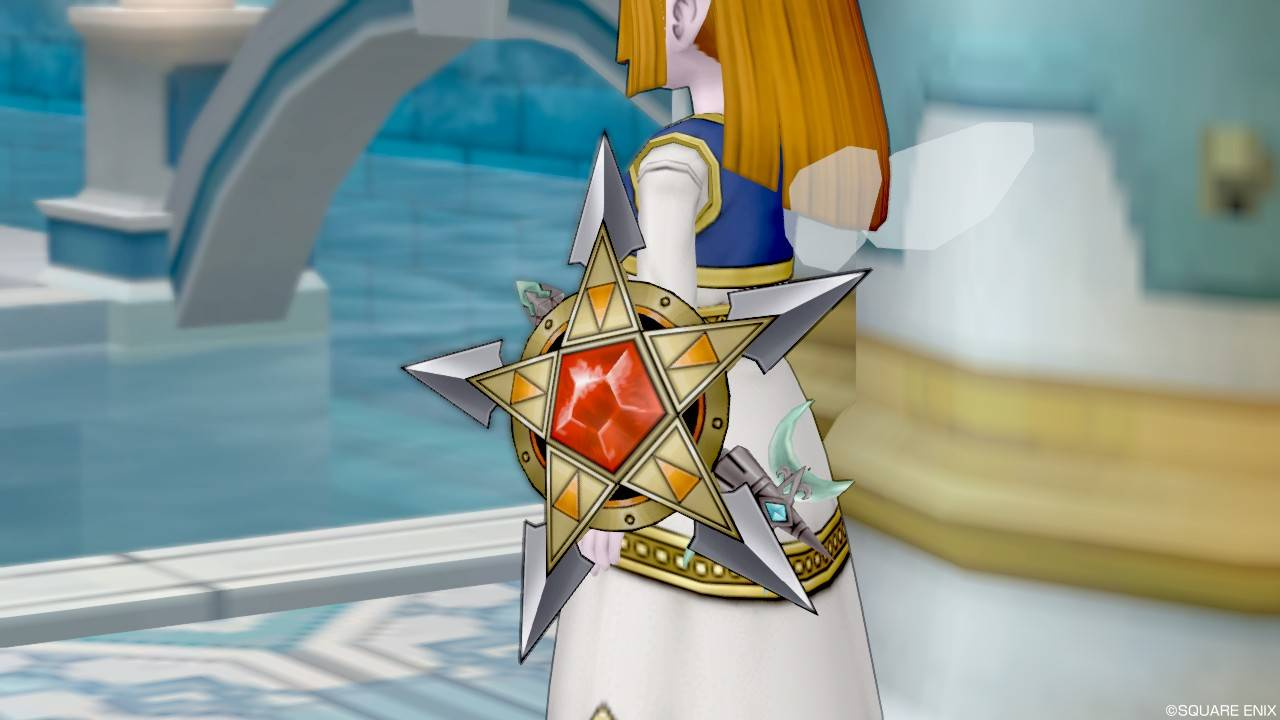 【装備】防具 > 盾「星辰の盾」