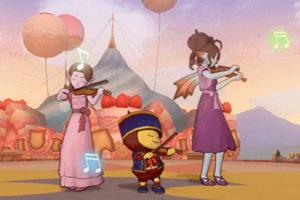 【ドラクエ10】しぐさ「演奏ヴァイオリン」