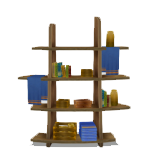 【ハウジングカタログ】家具 > 棚 のハウジングアイテム一覧