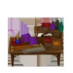 【ハウジングカタログ】家具 > つくえ のハウジングアイテム一覧