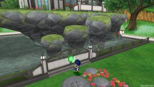 【魅惑の花園の家】常夏の楽園の家スイッチ