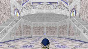 【虹の宮殿の家】1階 テラス扉側から見た室内