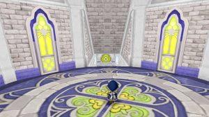 【虹の宮殿の家】3階 3階から見た2階