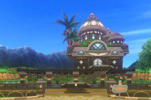 【パラダイスな家】常夏の楽園の家