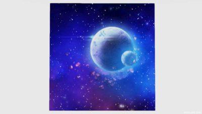 宇宙かきわり・4
