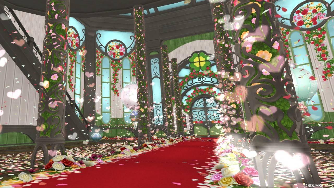 ポーリーランド5「光と花の美術館」