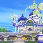 【パラダイスな家】虹の宮殿の家 もとの色(昼)
