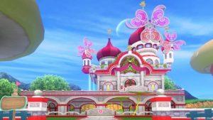 【パラダイスな家】虹の宮殿の家 赤(昼)