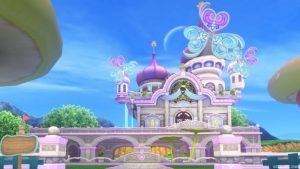 【パラダイスな家】虹の宮殿の家 むらさき(昼)