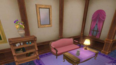 真のグランゼドーラ王国 美容院 机