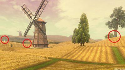 メルサンディ穀倉帯 C-5 黄金の小麦