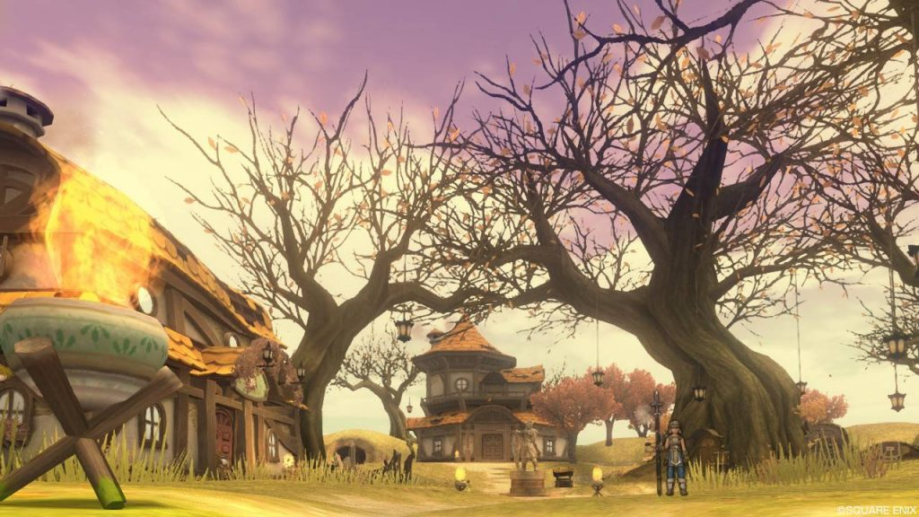 【ドラクエ10】Ver2.0「眠れる勇者と導きの盟友」の進め方2(メルサンディ村)