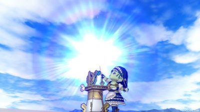 【ドラクエ10】期間限定イベント「大魔王ゾーマへの挑戦」アレフガルド集中線