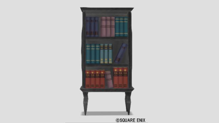 黒曜の本棚