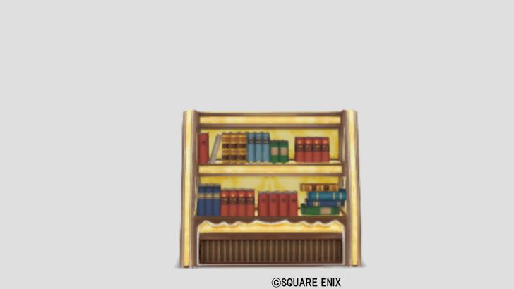 お菓子の本棚
