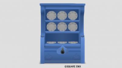 スライムの食器棚