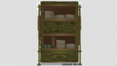スチーム食器棚