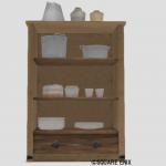 オーガ食器棚