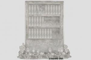 水晶の本棚