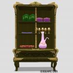王宮の食器棚・青