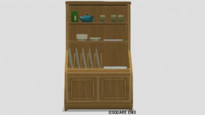 エルフ食器棚