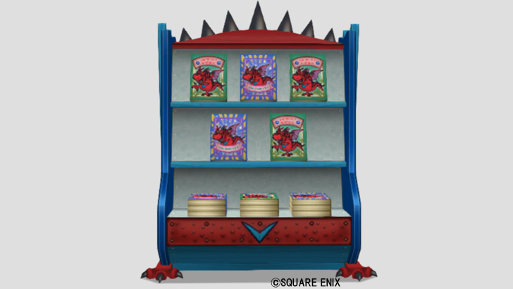 Vロンの本棚・赤