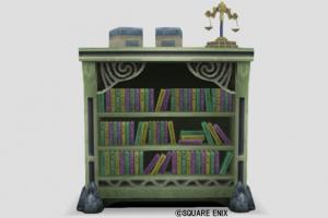 闇の領界風の本棚