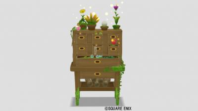 植物学者の棚