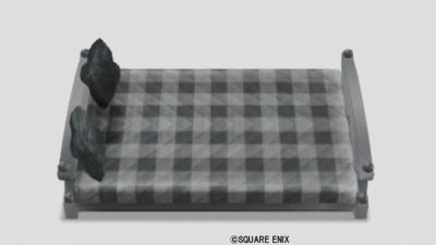 メタスラのベッド