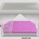 お姫様ベッド・桃