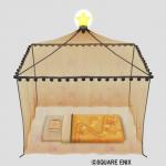 蚊帳つきフトン・黄