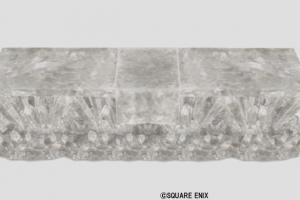 水晶のカウンタ大