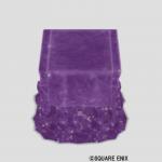 紫水晶のカウンタ小