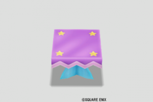 星空の机・紫