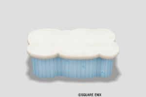 ふわふわ雲のテーブル