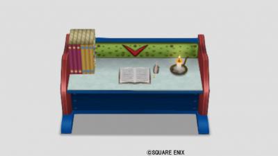 Vロンのテーブル