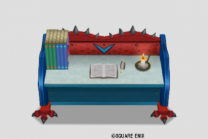 Vロンのテーブル・赤