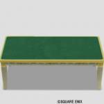 ごうかテーブル大・緑