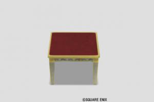 ごうかテーブル小・赤