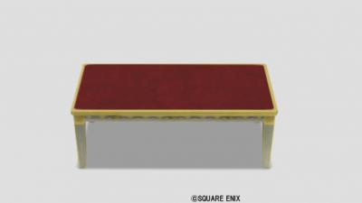 ごうかテーブル大・赤