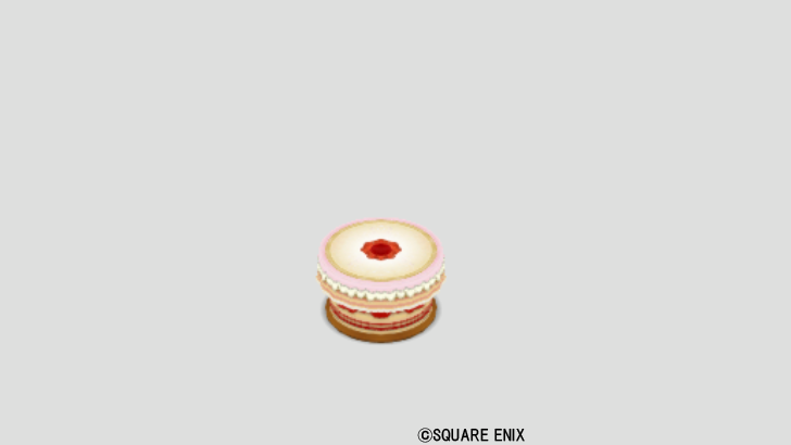 お菓子のテーブル小