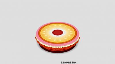 苺お菓子のテーブル大