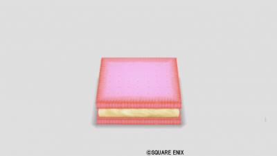 苺お菓子のカウンター小