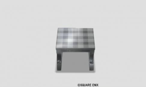 メタスラのテーブル小