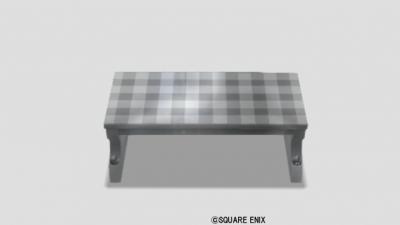メタスラのテーブル大